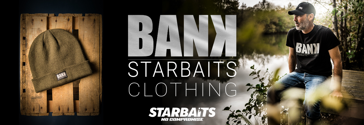 BANk STARBAITS Clothing